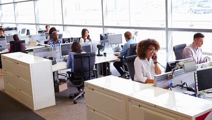 Ergonomic seating solutions for industry IT & Software industry